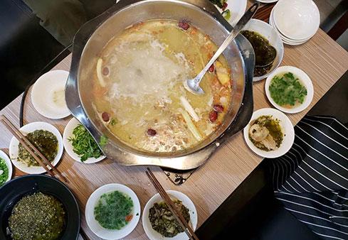 羊肉汤锅做法培训_特色羊肉火锅培训_羊肉火锅技术