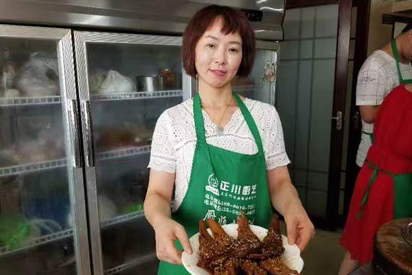 正川厨艺学员作品