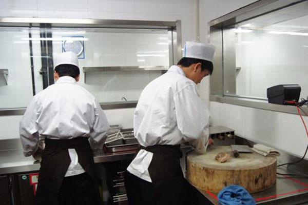 成都学厨师的学校