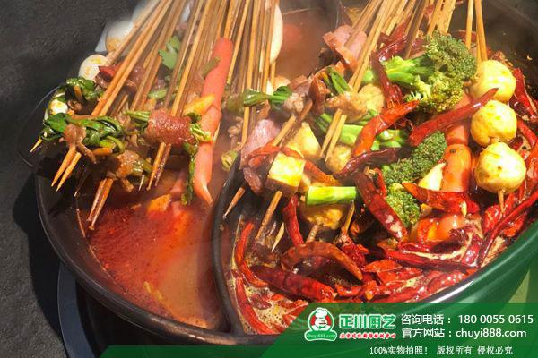 冷锅串串和热锅串串的区别