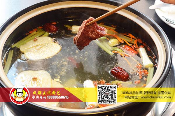 成都哪家餐饮培训学校能做清汤黄牛肉?
